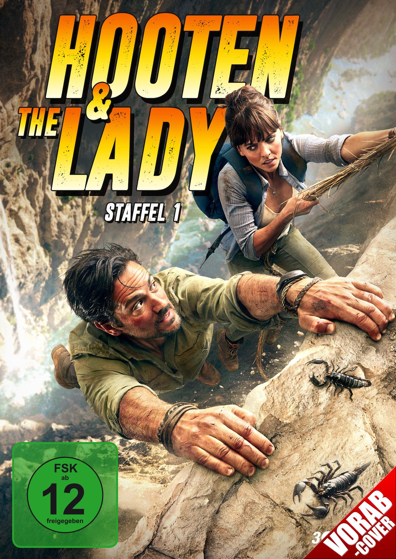 Hooten & the Lady - Staffel 1 (3 Discs)