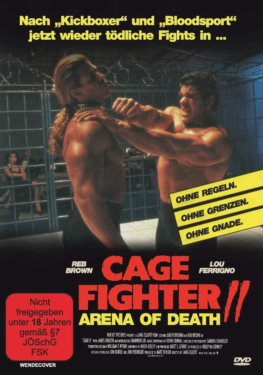Cage Fighter 2 - Arena of Death
