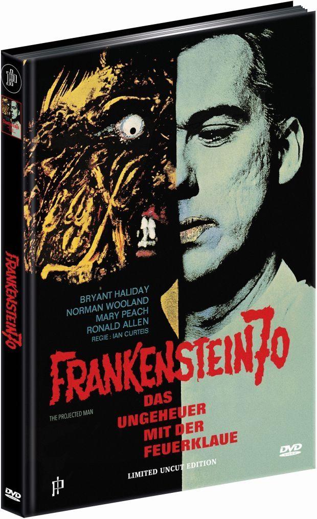 Frankenstein 70 - Das Ungeheuer mit der Feuerklaue (Lim. Uncut Mediabook)