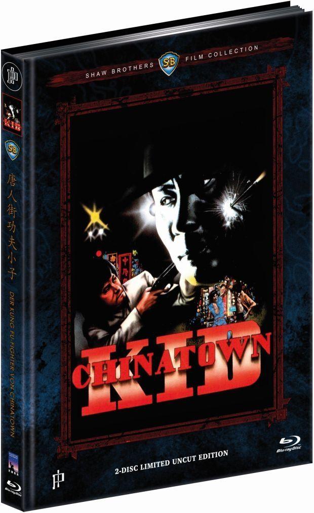 Kung Fu-Fighter von Chinatown, Der (Lim. Uncut Mediabook - Cover E) (DVD + BLURAY)