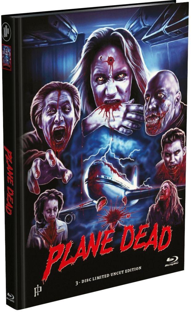 Plane Dead (Lim. Uncut Mediabook - Cover A) (2 DVD + BLURAY)