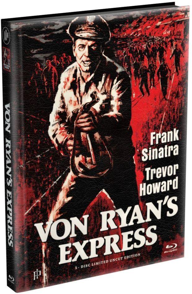 Von Ryans Express (Lim. Uncut wattiertes Mediabook) (BLURAY)