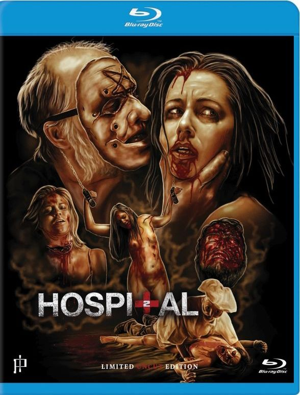 Hospital 2 (Uncut) (BLURAY)