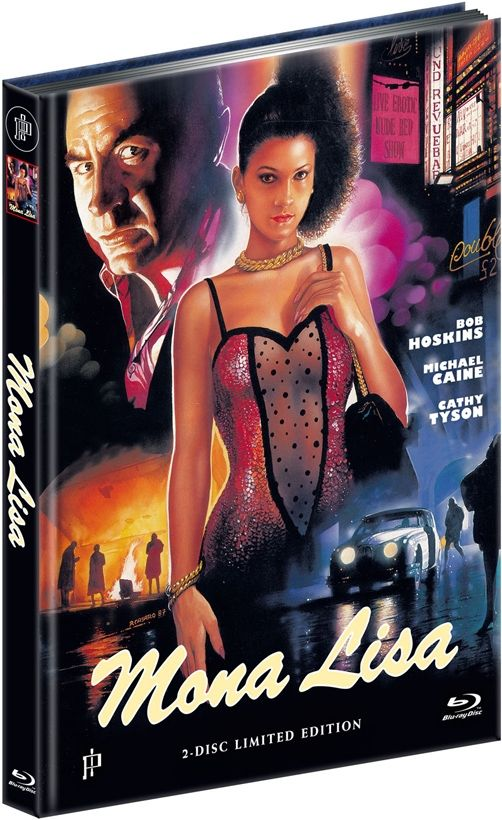 Mona Lisa (Lim. Uncut Mediabook) (DVD + BLURAY)
