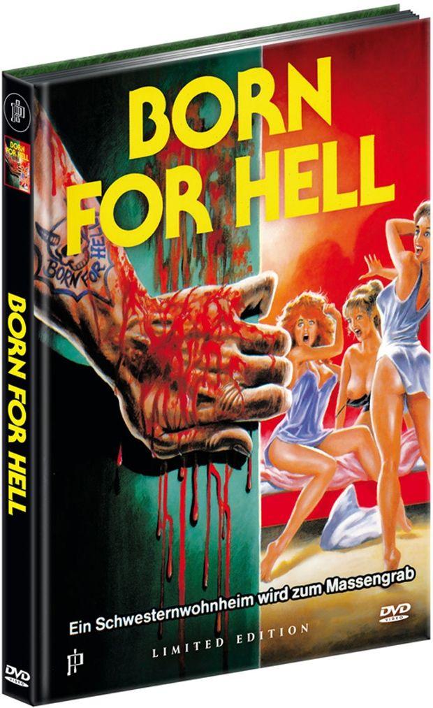 Born for Hell - Die Hinrichtung (Lim. Mediabook)