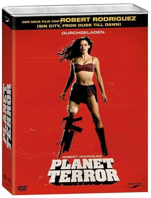 Planet Terror (Deluxe Uncut Edition - Limited Tinbox)