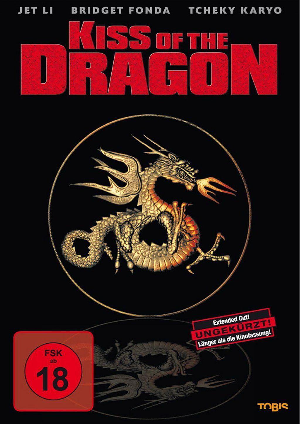 Kiss of the Dragon (Uncut) (Neuauflage)