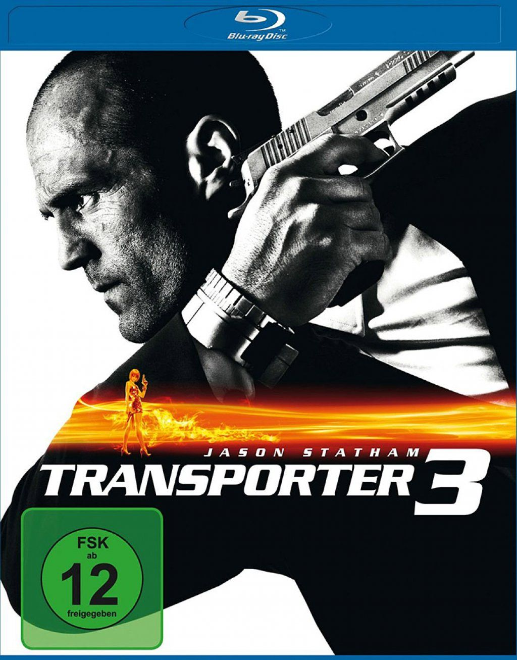 Transporter 3 (BLURAY)