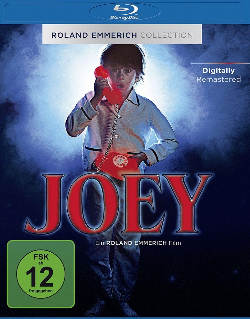 Joey (Roland Emmerich Collection) (BLURAY)