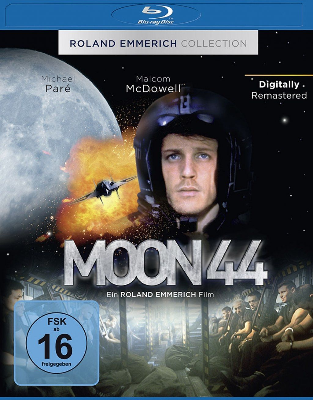Moon 44 (Roland Emmerich Collection) (BLURAY)