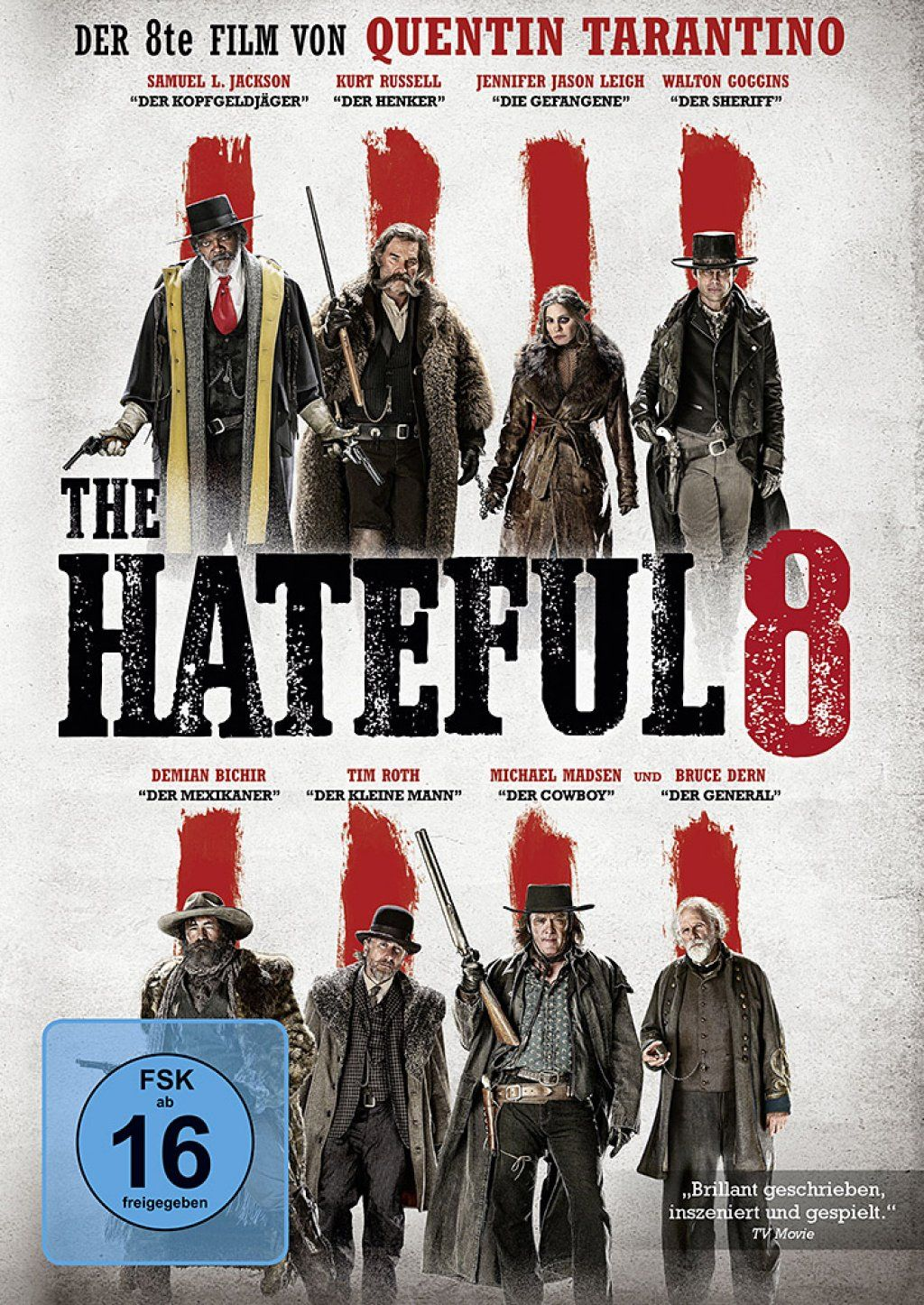 Hateful 8, The