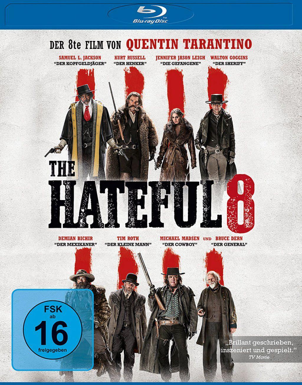 Hateful 8, The (BLURAY)
