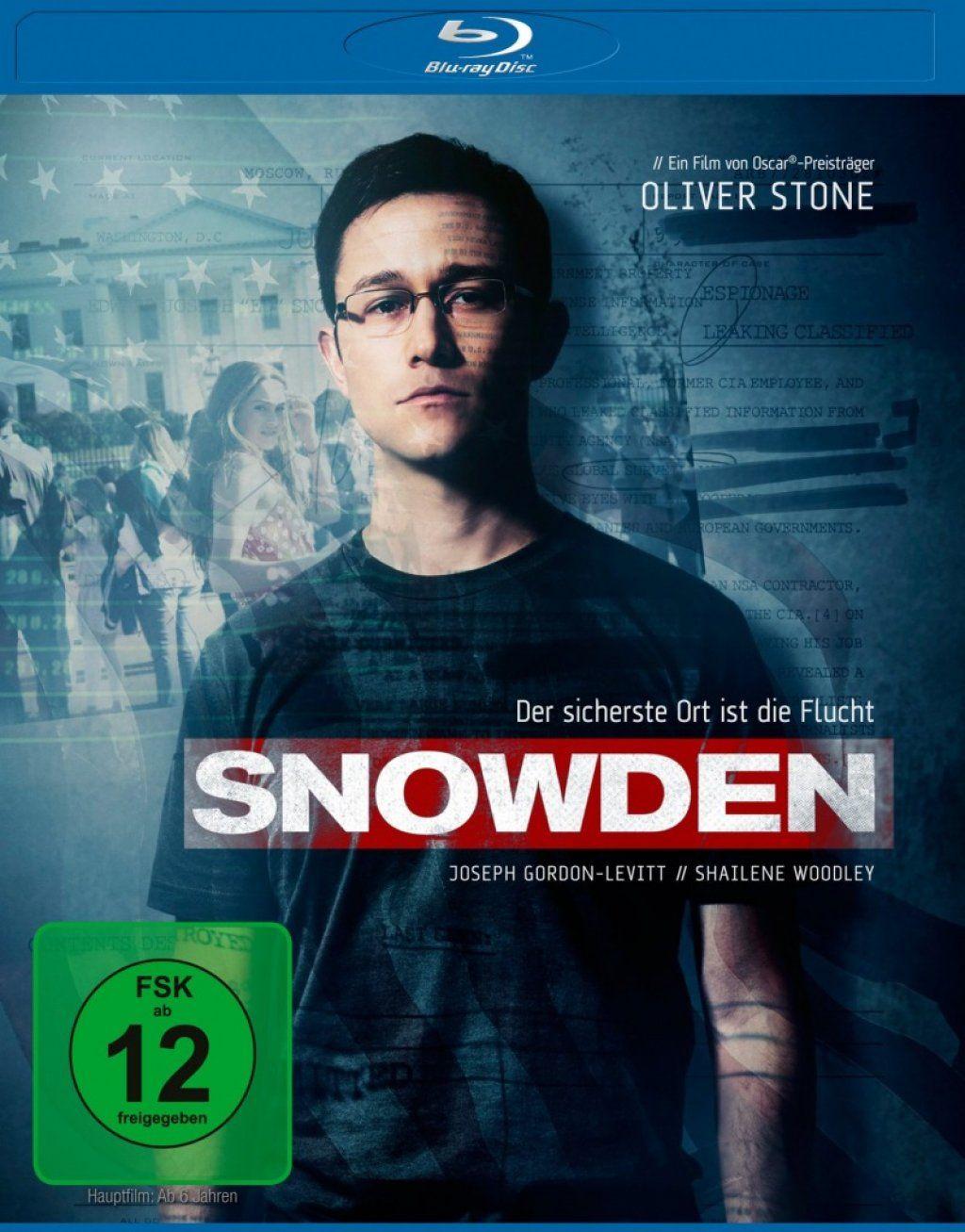 Snowden (BLURAY)