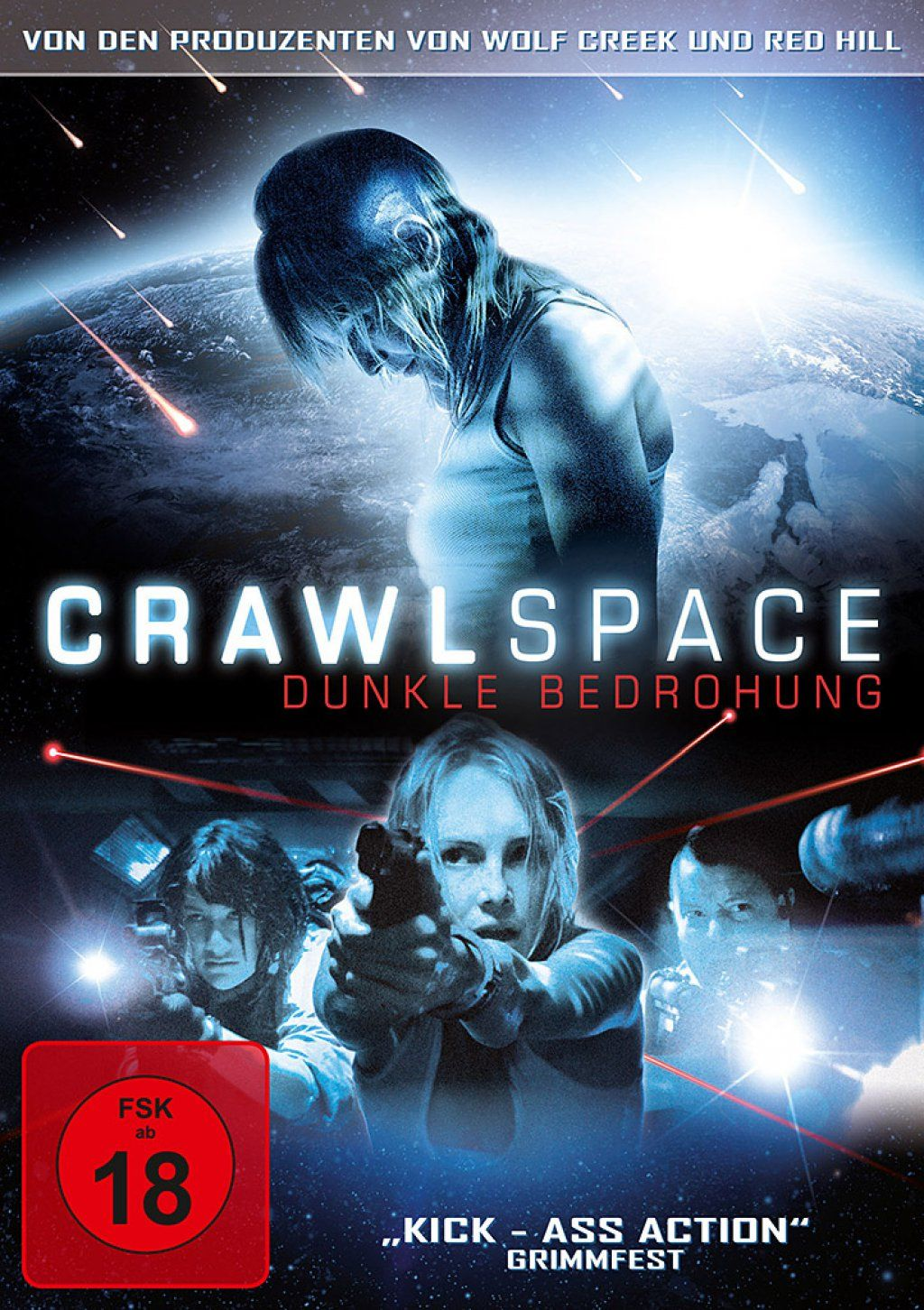 Crawlspace - Dunkle Bedrohung