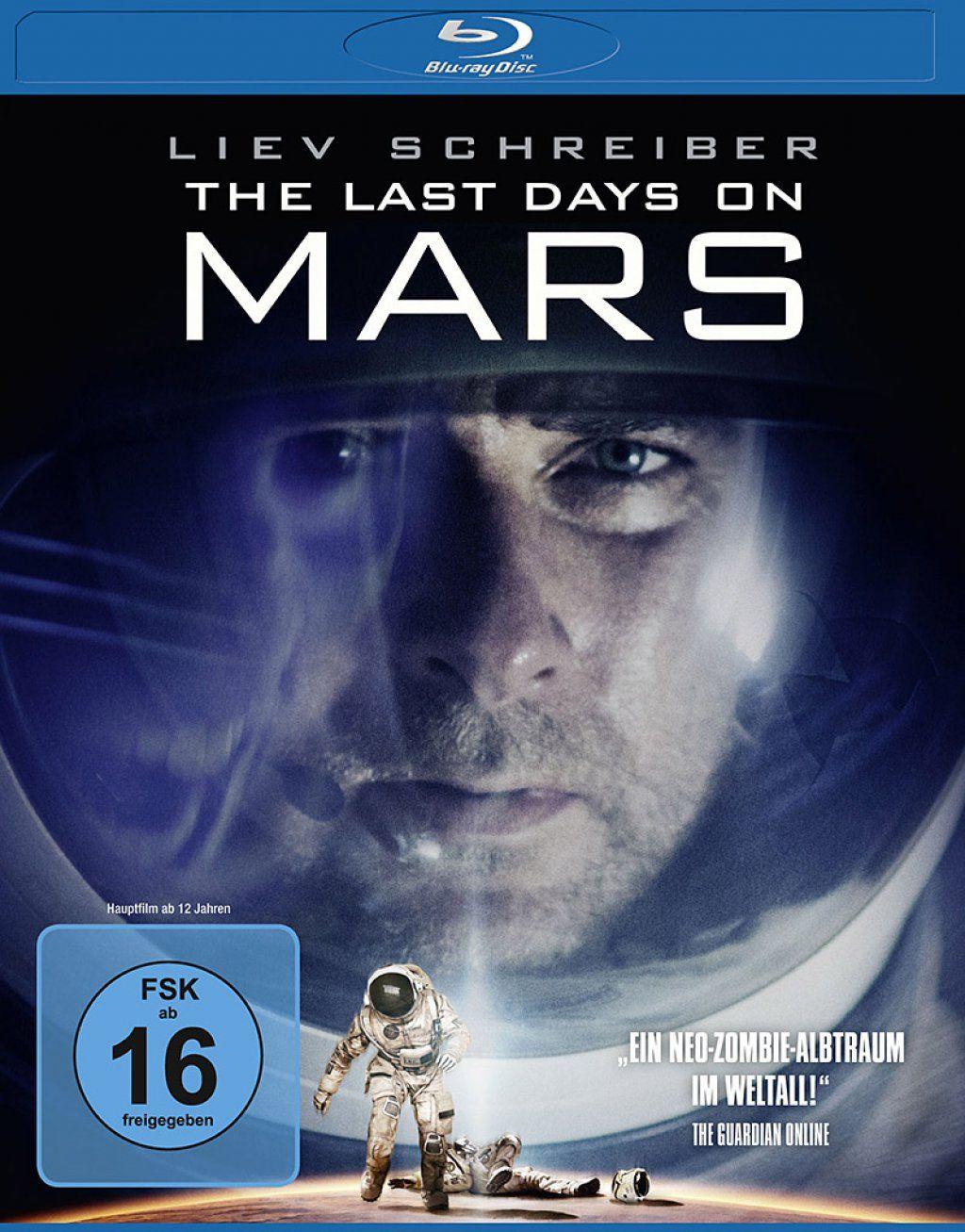 Last Days on Mars, The (BLURAY)