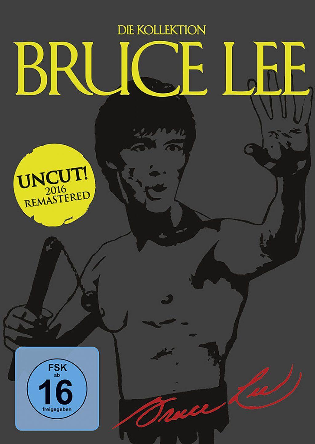 Bruce Lee - Die Kollektion (4 Discs) (Uncut)