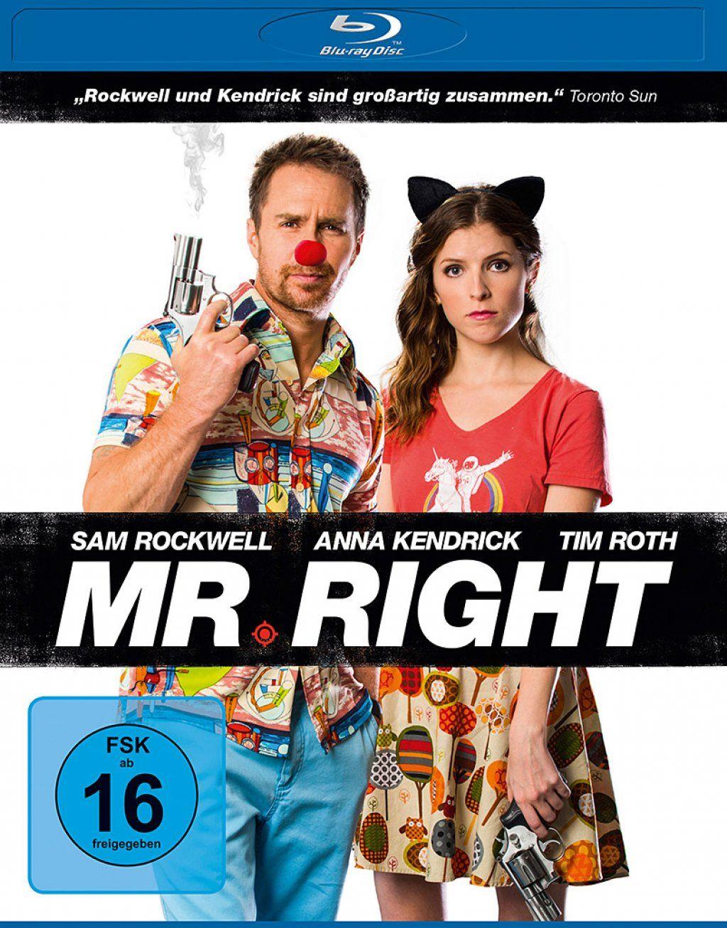 Mr. Right (BLURAY)