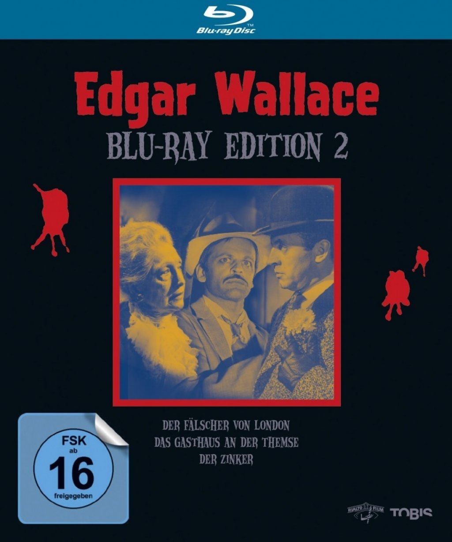 Edgar Wallace - Edition 2 (3 Discs) (BLURAY)