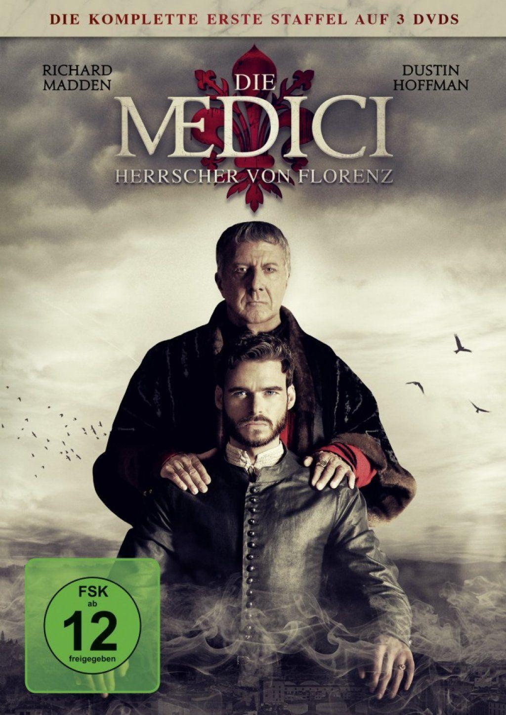 Medici, Die - Herrscher von Florenz - Staffel 1 (3 Discs)