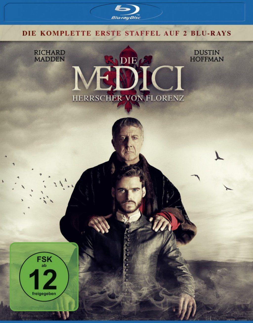 Medici, Die - Herrscher von Florenz - Staffel 1 (2 Discs) (BLURAY)