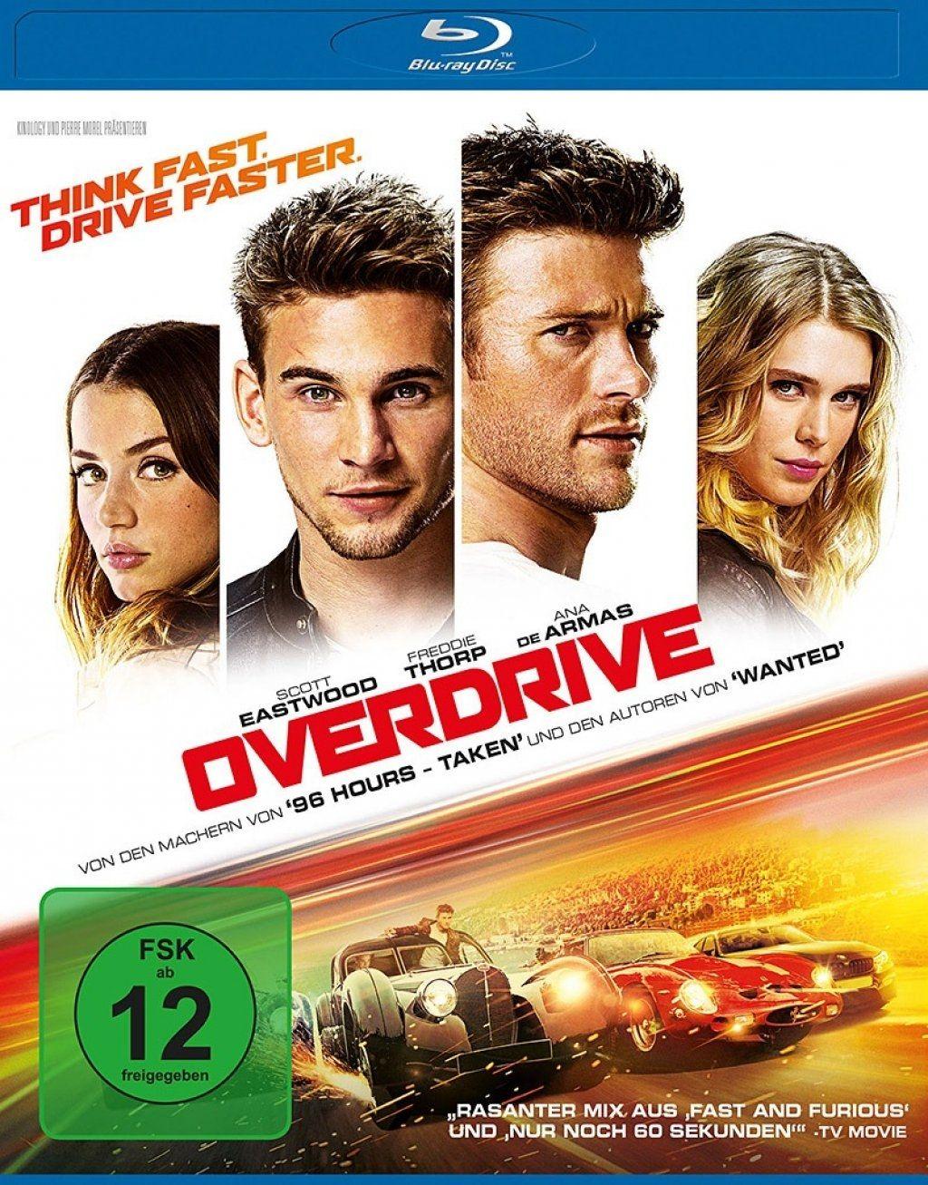 Overdrive (BLURAY)