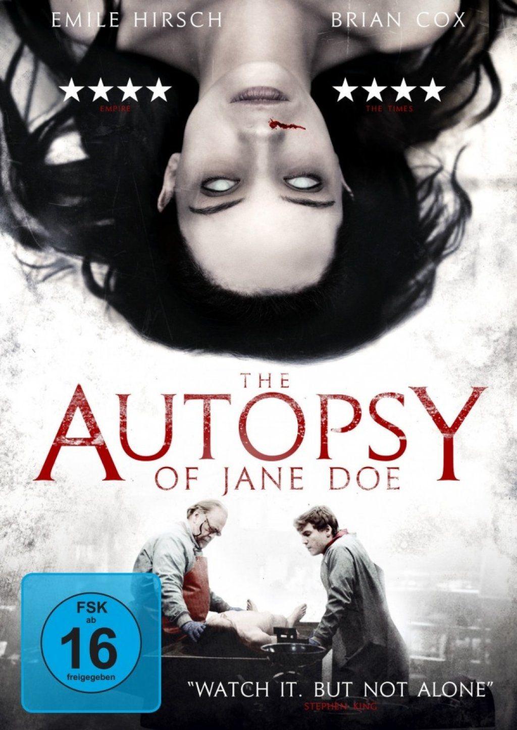 Autopsy of Jane Doe, The