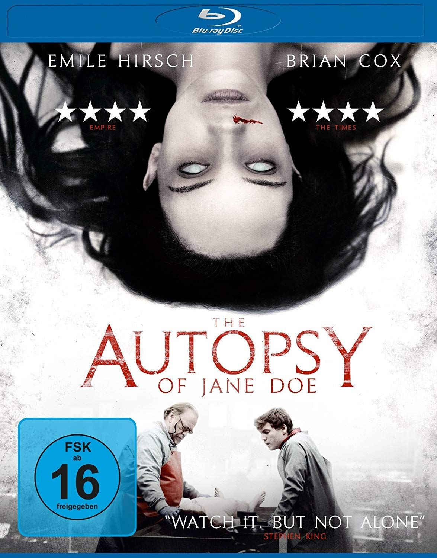 Autopsy of Jane Doe, The (BLURAY)