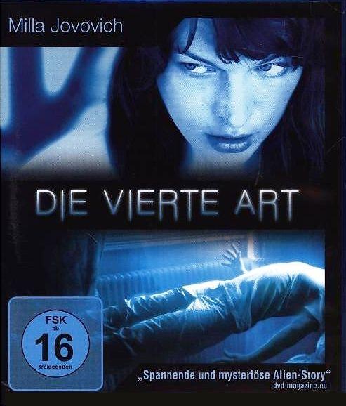 Vierte Art, Die (Neuauflage) (BLURAY)