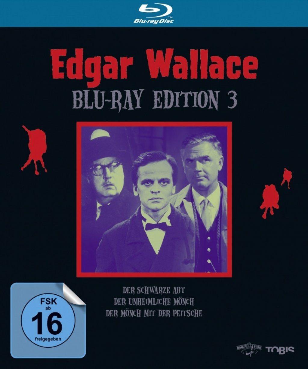Edgar Wallace - Edition 3 (3 Discs) (BLURAY)
