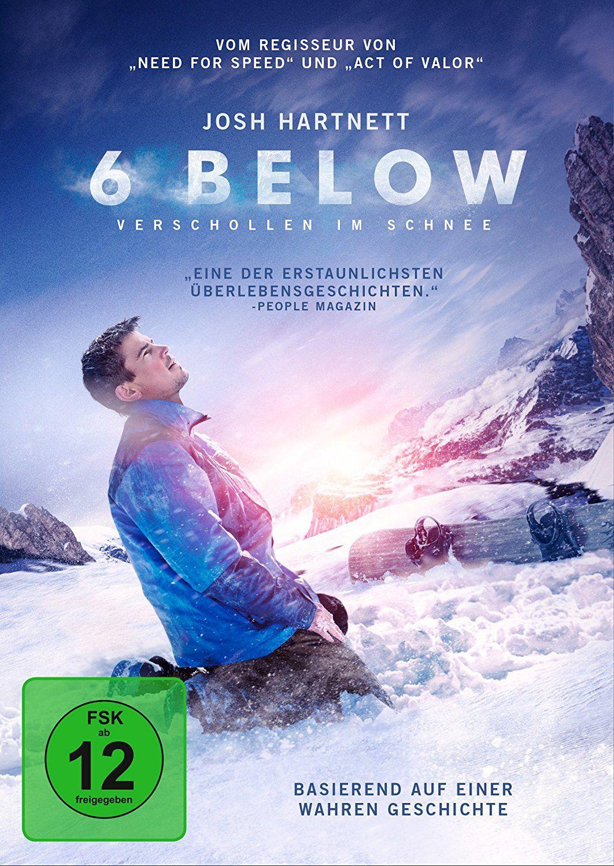 6 Below - Verschollen im Schnee