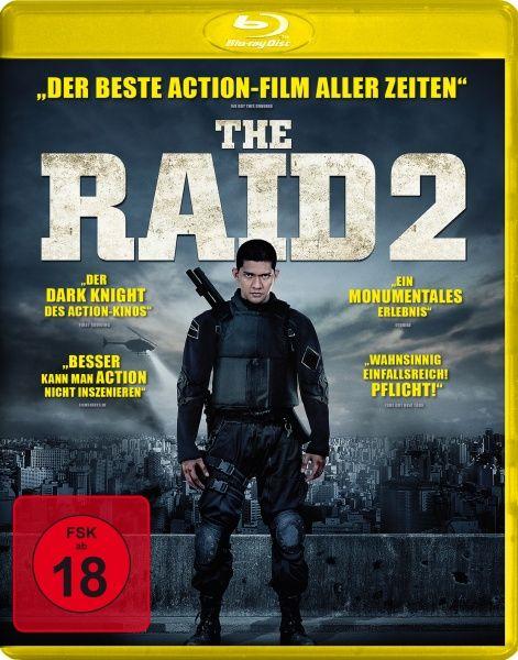 Raid 2, The (BLURAY)
