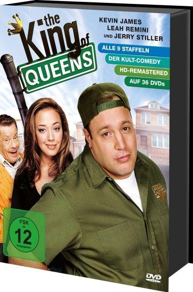 King of Queens - Die komplette Serie (36 Discs)