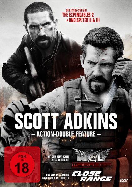 Scott Adkins - Action - Double Feature (2 Discs)