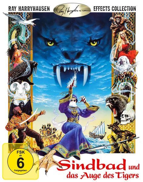Sindbad und das Auge des Tigers (BLURAY)