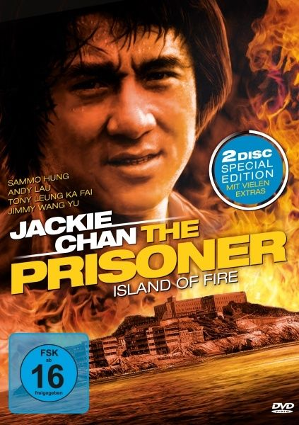 Jackie Chan - The Prisoner (Special Edition) (2 Discs)