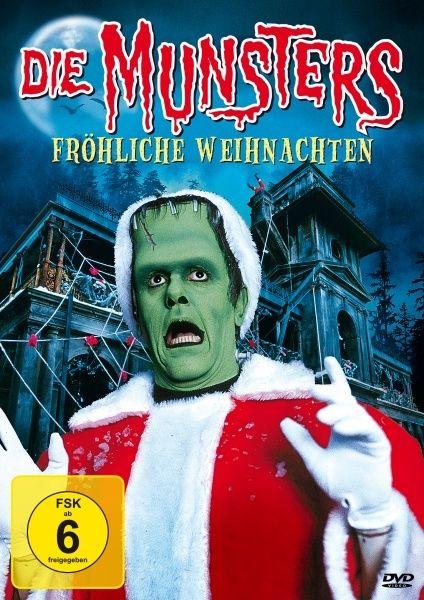 Munsters, Die - Fröhliche Weihnachten