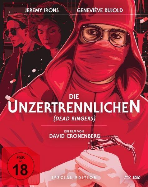 Unzertrennlichen, Die - Dead Ringers (Lim. Uncut DigiPak) (2 DVD + BLURAY)