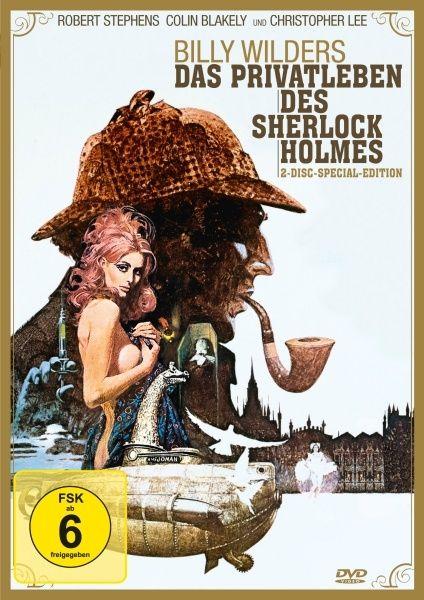 Privatleben des Sherlock Holmes, Das (Special Edition) (2 Discs)