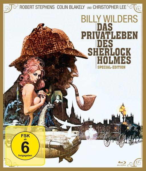 Privatleben des Sherlock Holmes, Das (Special Edition) (BLURAY)