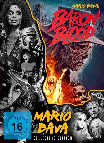 Baron Blood (2 DVD + BLURAY)