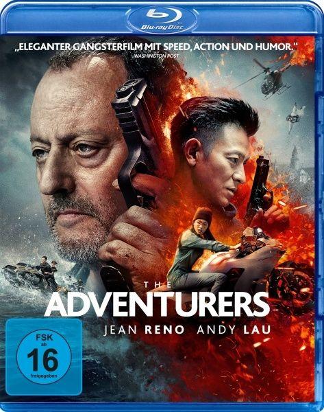 Adventurers, The (BLURAY)