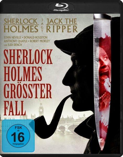 Sherlock Holmes' größter Fall (BLURAY)