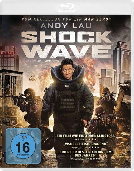 Shock Wave (BLURAY)