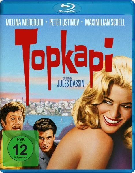 Topkapi (BLURAY)