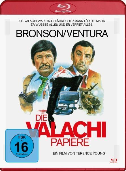 Valachi-Papiere, Die (BLURAY)