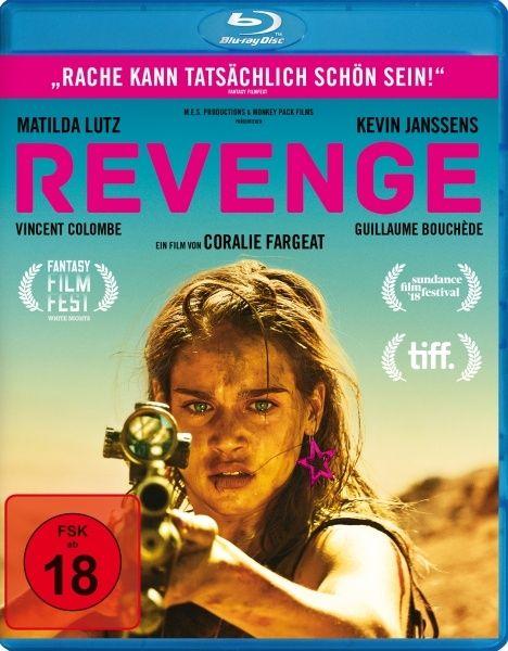 Revenge (BLURAY)
