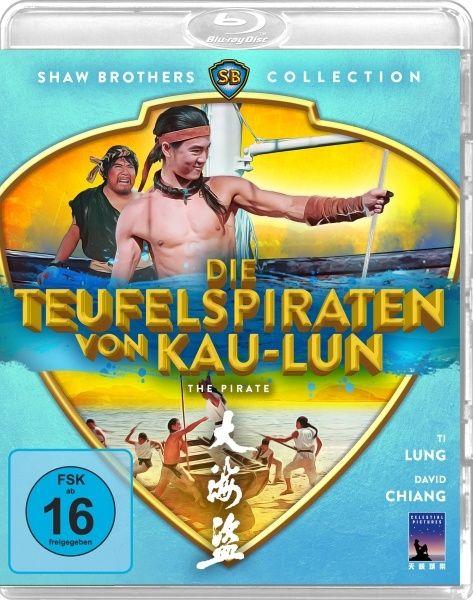Teufelspiraten von Kau-Lun, Die (Shaw Brothers Collection) (BLURAY)