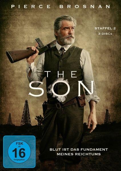 Son, The - Staffel 2 (3 Discs)