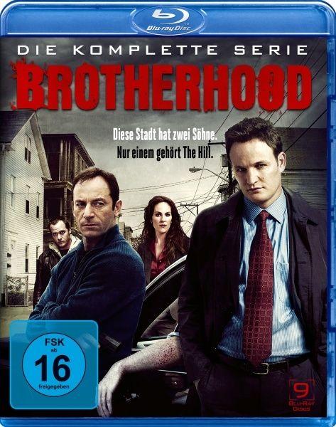 Brotherhood - Die komplette Serie (9 Discs) (BLURAY)