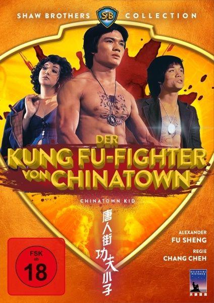 Kung Fu-Fighter von Chinatown, Der (Shaw Brothers Collection)
